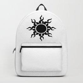 Tribal Sun Backpack
