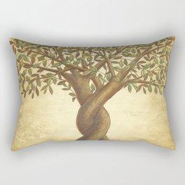 The Love Tree Rectangular Pillow