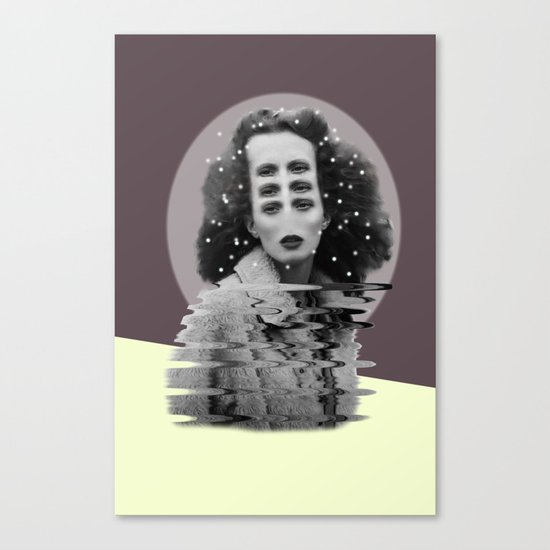 02 Daydreaming Canvas Print