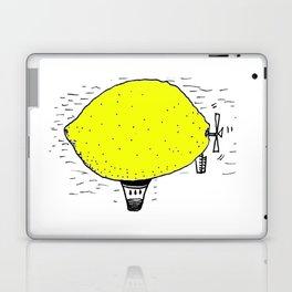 Lemon zeppelin Laptop & iPad Skin