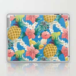 Pineapple Half Drop Laptop & iPad Skin