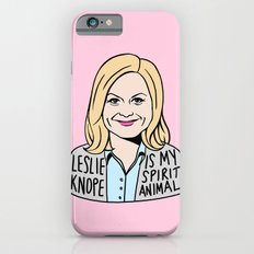 Leslie Knope is my spirit animal iPhone 6s Slim Case