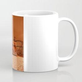 Coney Island - Gregory & Pauls in the winter Coffee Mug