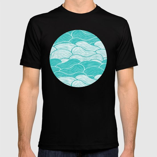 The Calm and Stormy Seas T-shirt