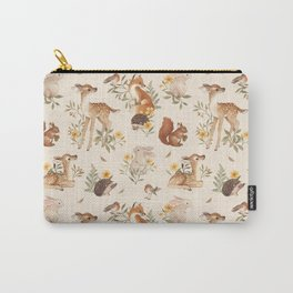 Meadow Friends Carry-All Pouch