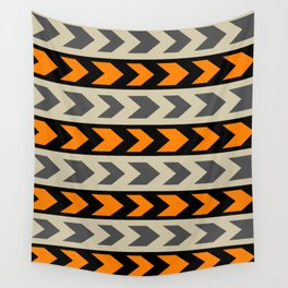 Turn right Wall Tapestry