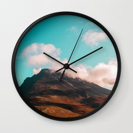 Up in the Clouds Wall Clock