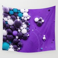 chemistry Wall Tapestries featuring Better Photography Through Chemistry III by Katherine Ridgley