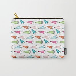 CHEER - color splash Carry-All Pouch