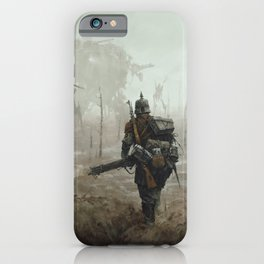 1920 - no man's land iPhone Case