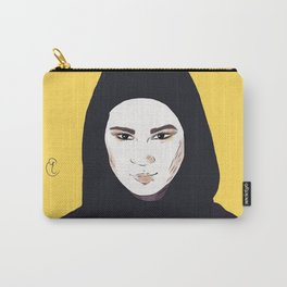 Queen Sana Carry-All Pouch