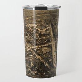 Philadelphia Centennial Exposition 1876 Travel Mug