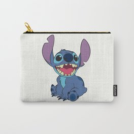 Happy Stitch Carry-All Pouch