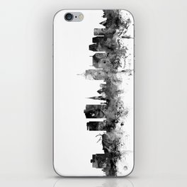 Christchurch New Zealand Skyline iPhone Skin