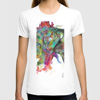 archan nair T-shirts featuring Mind Mirror by Archan Nair