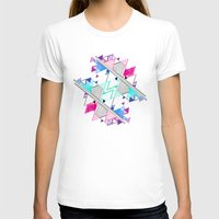 bright T-shirts featuring Bright by jozi.art