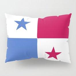 Panama flag emblem Pillow Sham