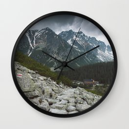 Shelter Wall Clock