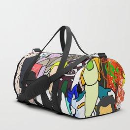 Friends 6 Duffle Bag