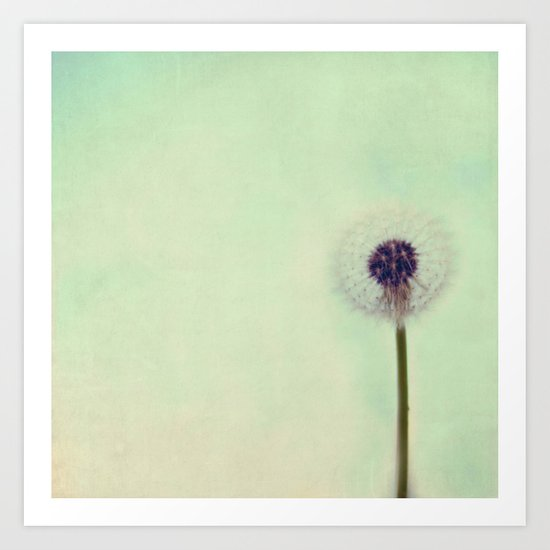 a wish for you Art Print