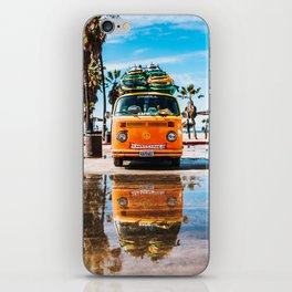 Surfing for life iPhone Skin