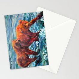 Grizzlies Stationery Cards