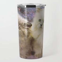 Space Cats Travel Mug