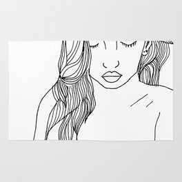 Nude Lines Rug