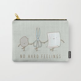 No Hard Feelings Carry-All Pouch