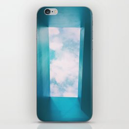 Hi Sky iPhone Skin