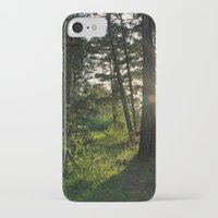 narnia iPhone & iPod Cases featuring Entering Narnia by Ananya Ghemawat
