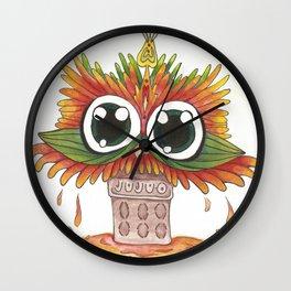 JujuCone Wall Clock