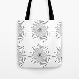 Holy Flower Tote Bag