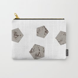 Pentagons of May 4 Carry-All Pouch