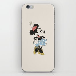 Minnie Mouse iPhone Skin