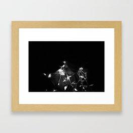 Holidaze Framed Art Print