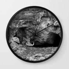 Pumbaa Wall Clock