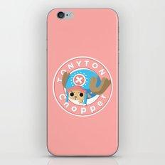 One Piece - Tony Tony Chopper (My Style) iPhone & iPod Skin