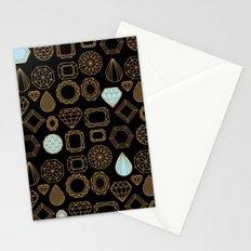 Gems #3 Stationery Cards