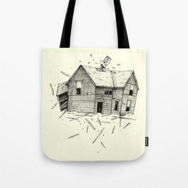home blown Tote Bag