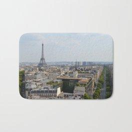 Views of Paris Bath Mat