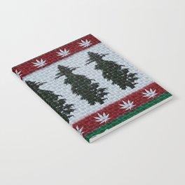 Merry Kushmas! Notebook