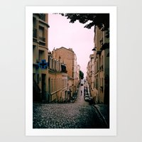 French Street Art Print