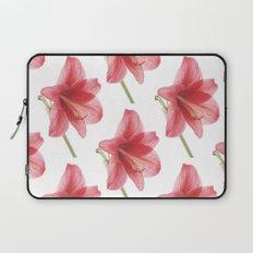 Amaryllis pattern Laptop Sleeve
