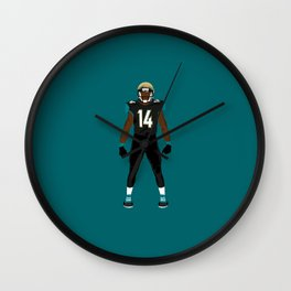 Stand United - Justin Blackmon Wall Clock
