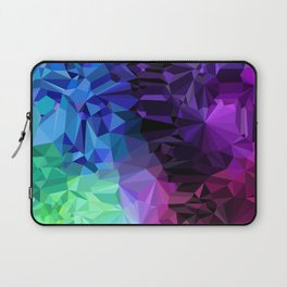 Crazy Crystals Laptop Sleeve