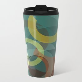 GEO 3 Metal Travel Mug