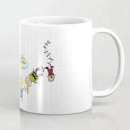 Peanuts Gang Coffee Mug