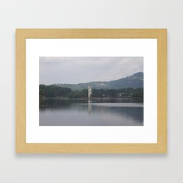 Paris from Furman Framed Art Print