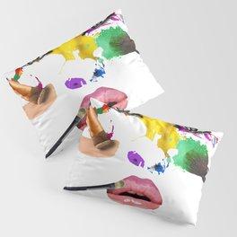MakeUp Artist, Make up master, fashion Pillow Sham